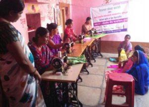 Samaj vikas sanstha, - Tailoring Skill Development Training and Programs-