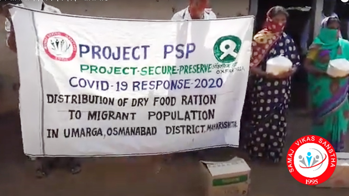 Omerga charity video and images