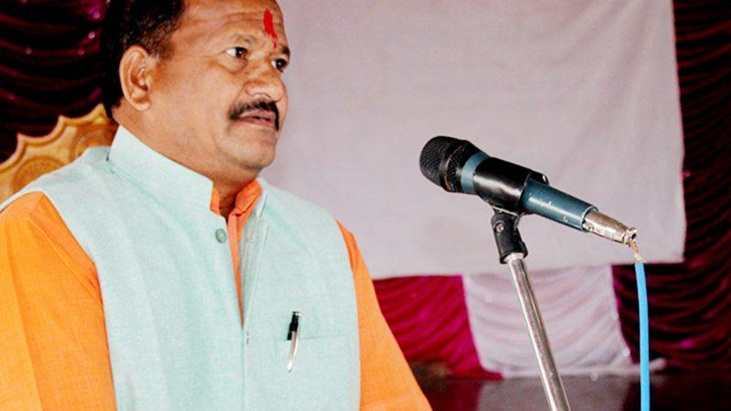 Bhumiputra Wagh. Founder Samaj Vikas Sanstha Foundation